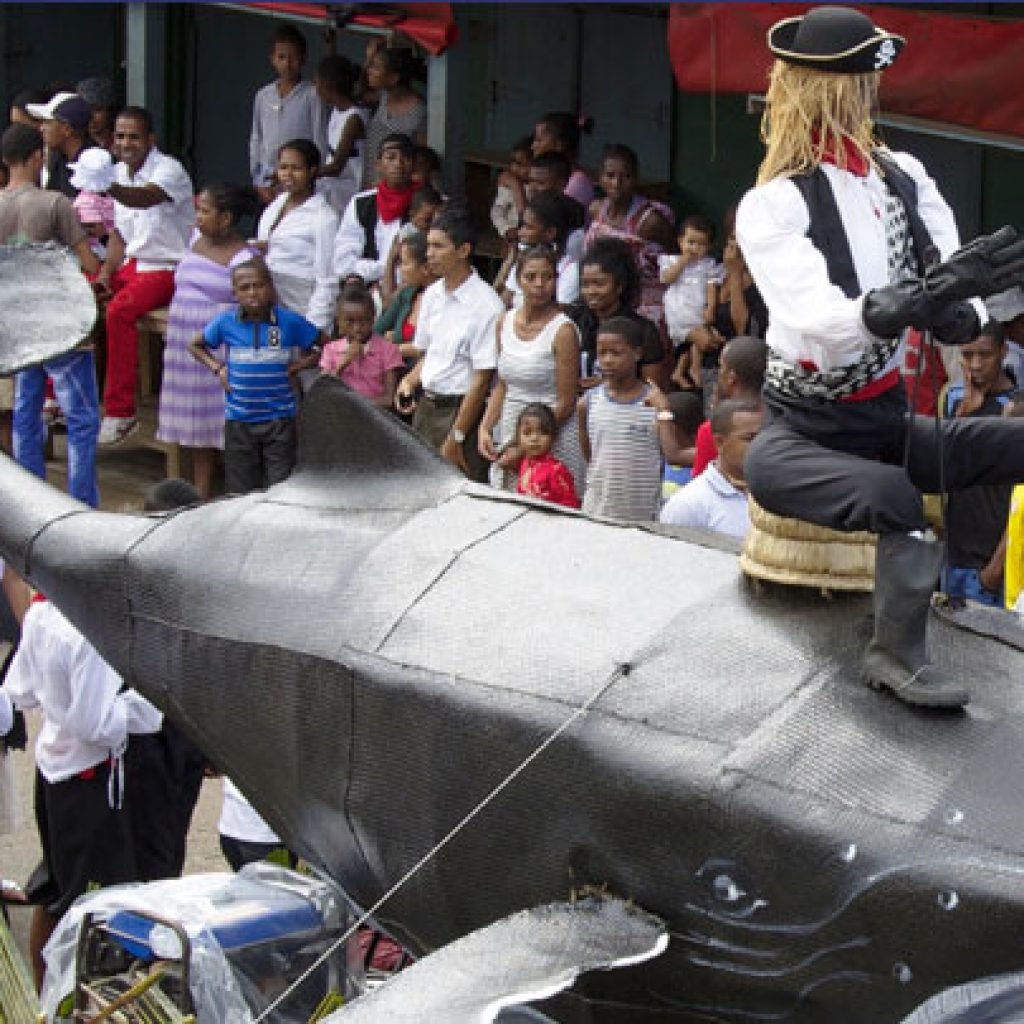 Festival des Baleines 2016 à Madagascar