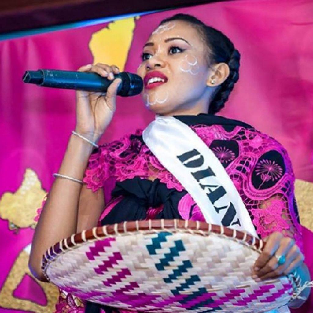 Miss DIANA élue Miss Madagascar 2017