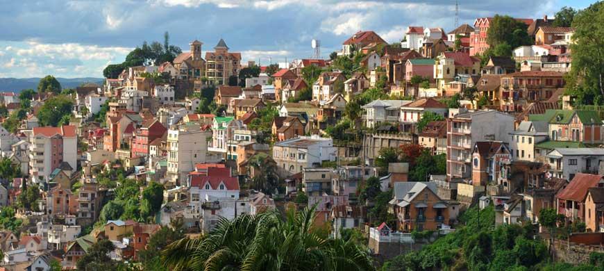 Hôtels à Madagascar