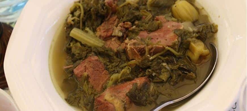 Romazava: Viande de bœuf