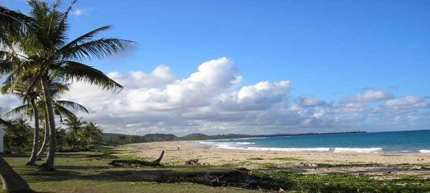 La côte est de Madagascar