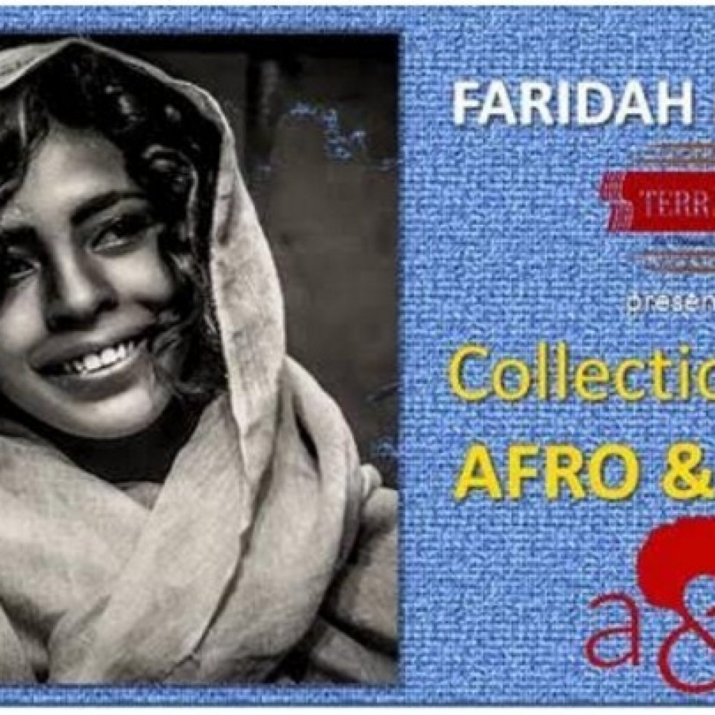 VENDREDI, Cyclone de SHOW MODE avec la Collection AFRO & STYLEE de FARIIDAH au TERRACE