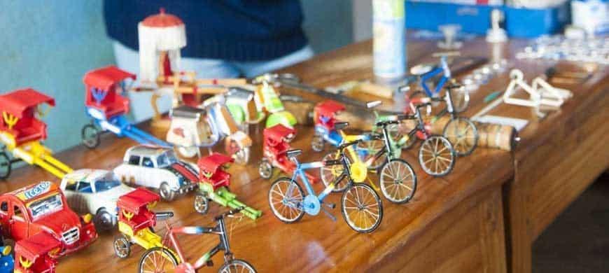 Voyage à Madagascar : des objets de décoration « vita gasy »