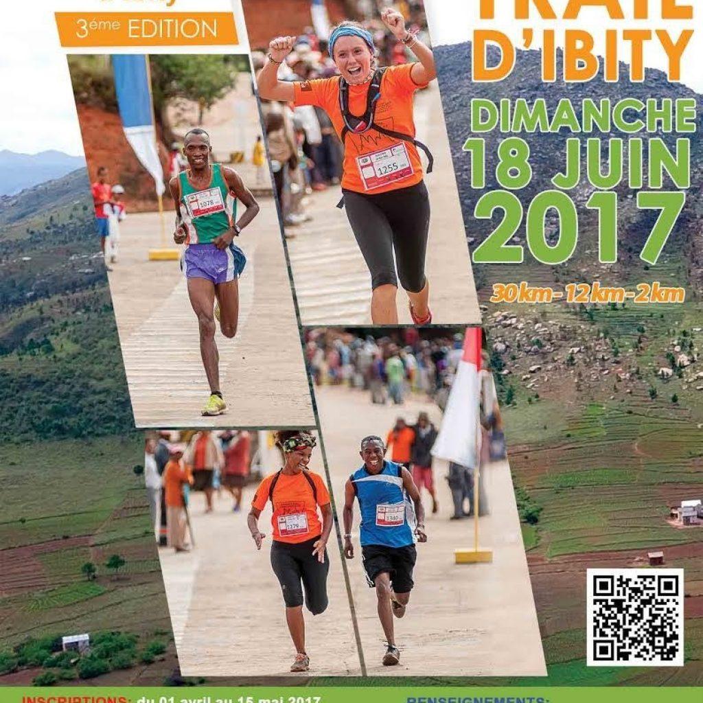 La 3ème édition du Trail d'Ibity