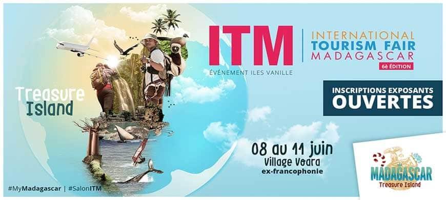 Salon ITM-2017 : Une centaine de professionnels du tourisme étrangers invités