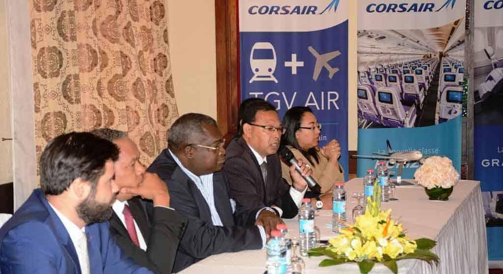 CORSAIR soutient le développement du secteur touristique
