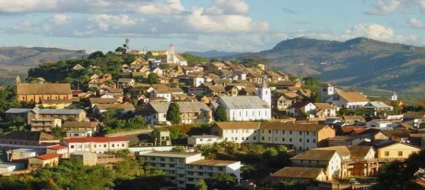 Les Hôtels à Fianarantsoa
