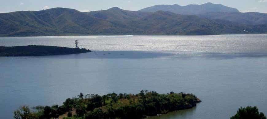Les lacs Kavitaha, Itasy et Andranotoraha
