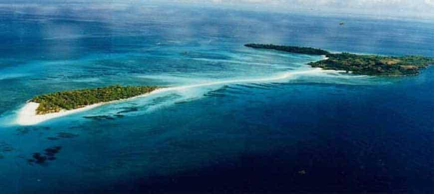 Nosy Iranja : deux îles qui font la paire