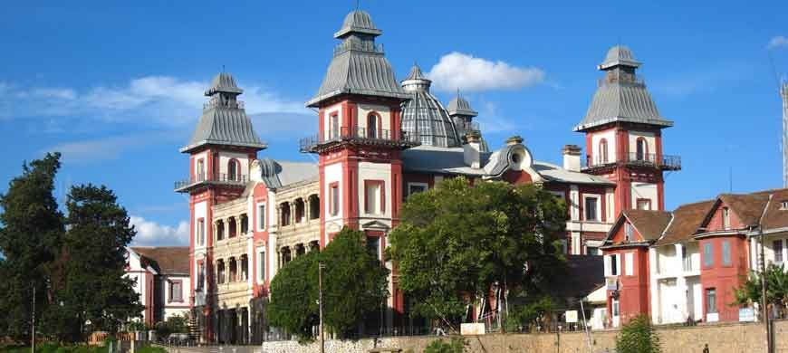 Madagascar: le Palais d'Andafiavaratra, une curiosité à voir à Antananarivo