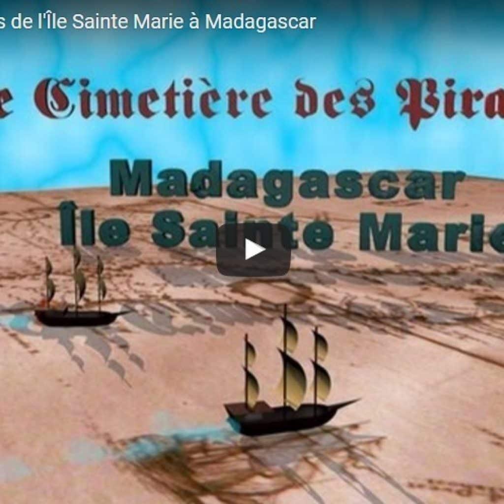 Découvrez le Cimetiére des Pirates à Sainte-Marie
