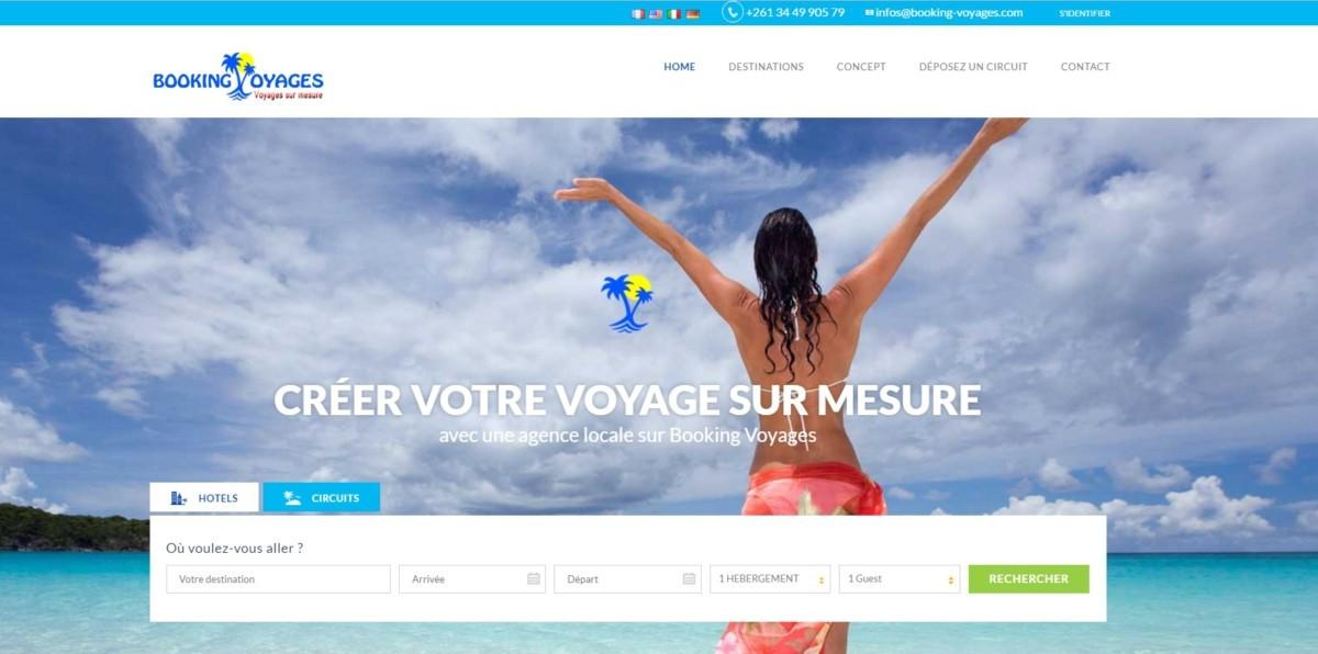 Voyages | Portail de recherche de circuit sur mesure sur Internet, média indépendant à but informatif