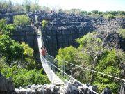 Tsingy de Bemaraha au Sud de Madagascar