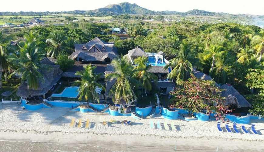Villa Valiha Lodge