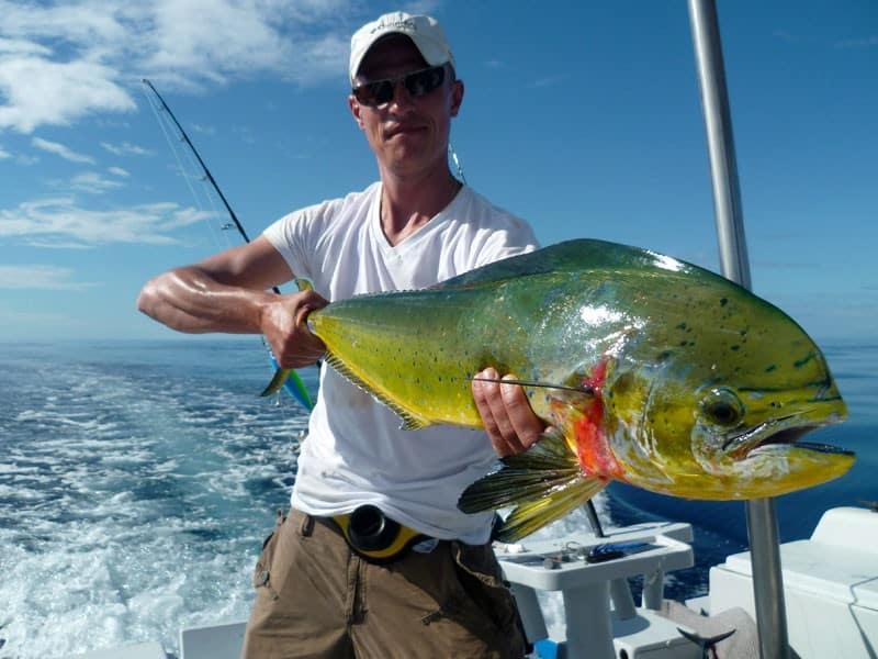 Madagascar est l'une des meilleures destinations pour la pêche sportive à Nosy-Be