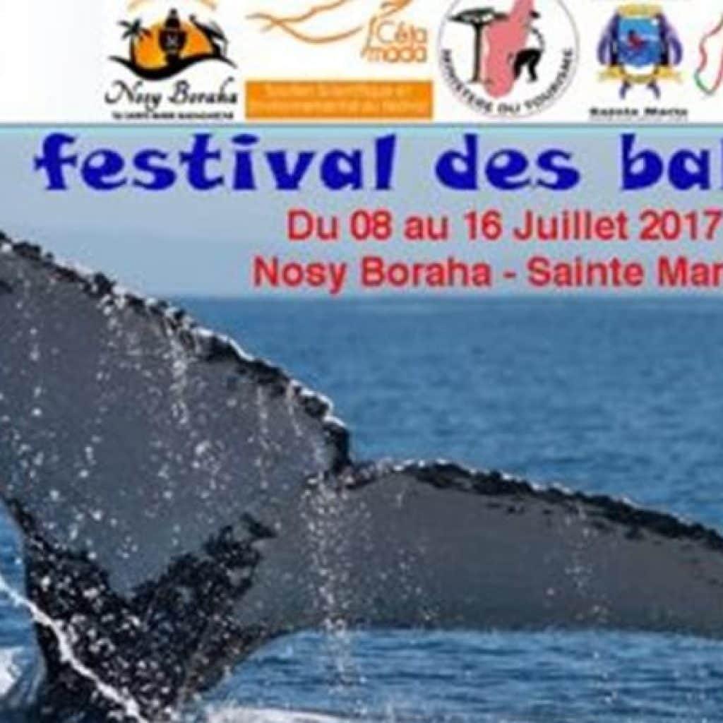 08 die 16 Juli 2017 : Wal-Festival auf der Île Sainte Marie