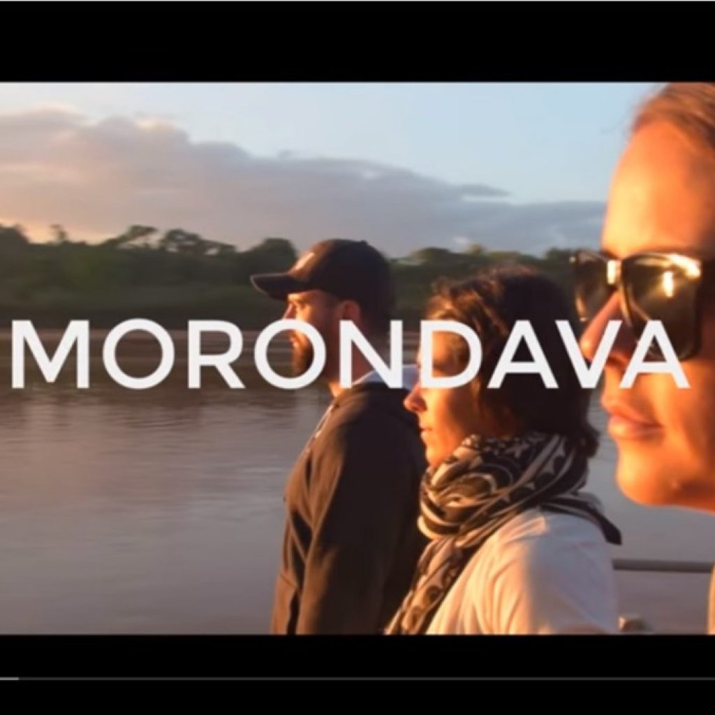 Morondava like you've never seen.