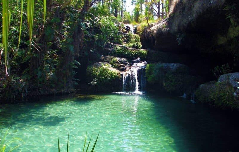 Le parc national d'Isalo