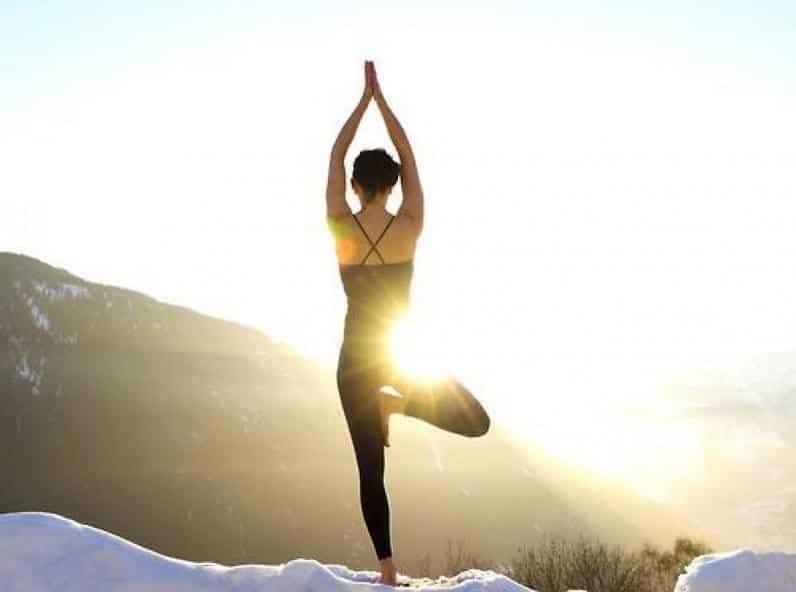 Initiation Perfectionnement Hatha Yoga à l'Hôtel Sainte-Marie Lodge