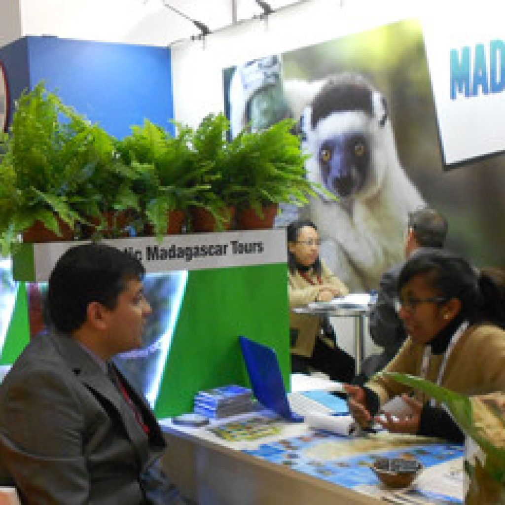 Madagascar présent au salon World Travel de Londres