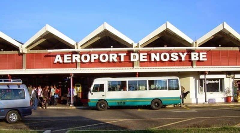 Port lotniczy Nosy-być dostaje makeover !
