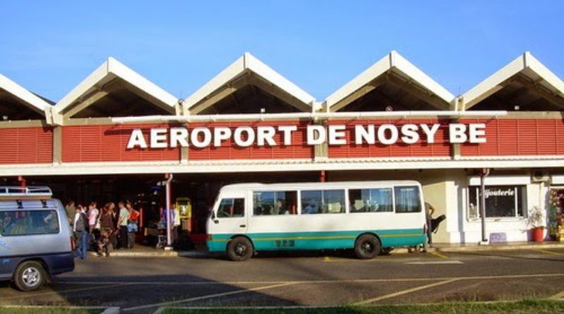 The airport of Nosy-Be Gets a makeover !