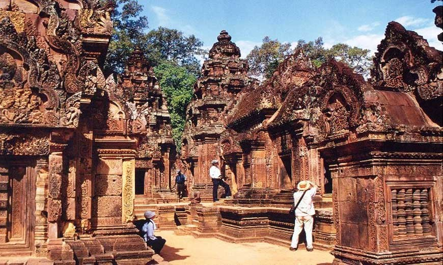 The pleasure of a sports trip to the khmer Kingdom