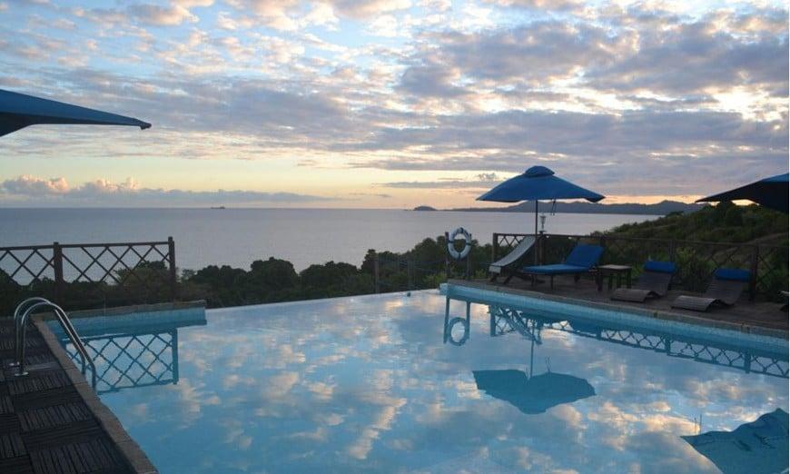 Hotel ** The Big Blue   Buchung Buchung Hotel Nosy Be Madagaskar