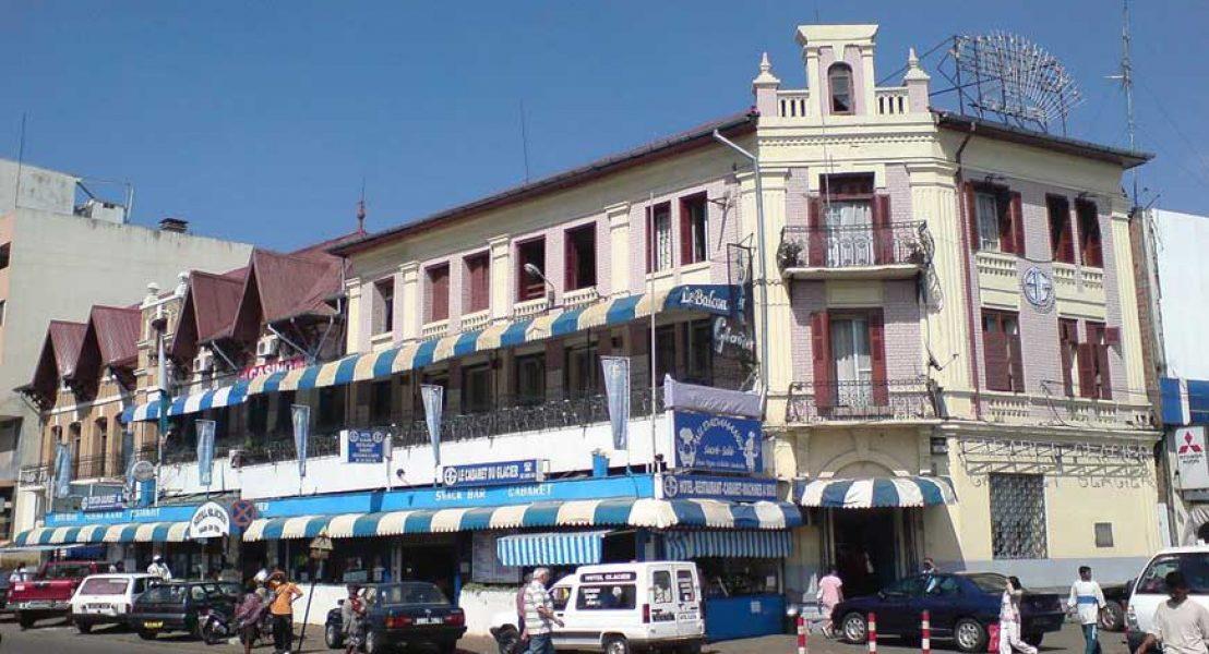 Hotel Glacier | Online Reservierung Hotel Antananarivo Madagaskar