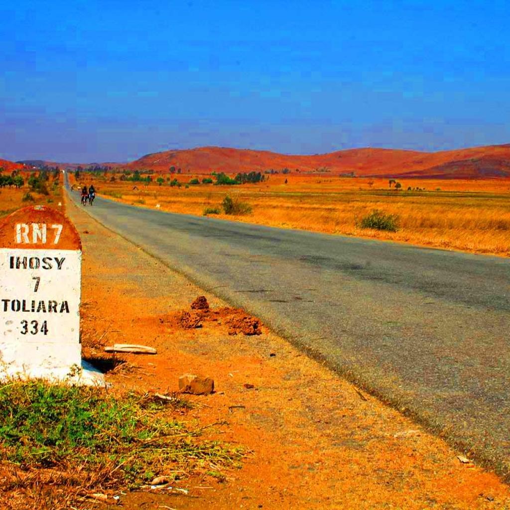 Da vedere a sud del Madagascar : per interno