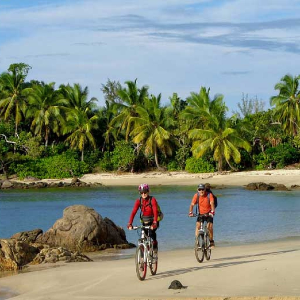 Le vélo tout terrain : une autre manière de découvrir Madagascar
