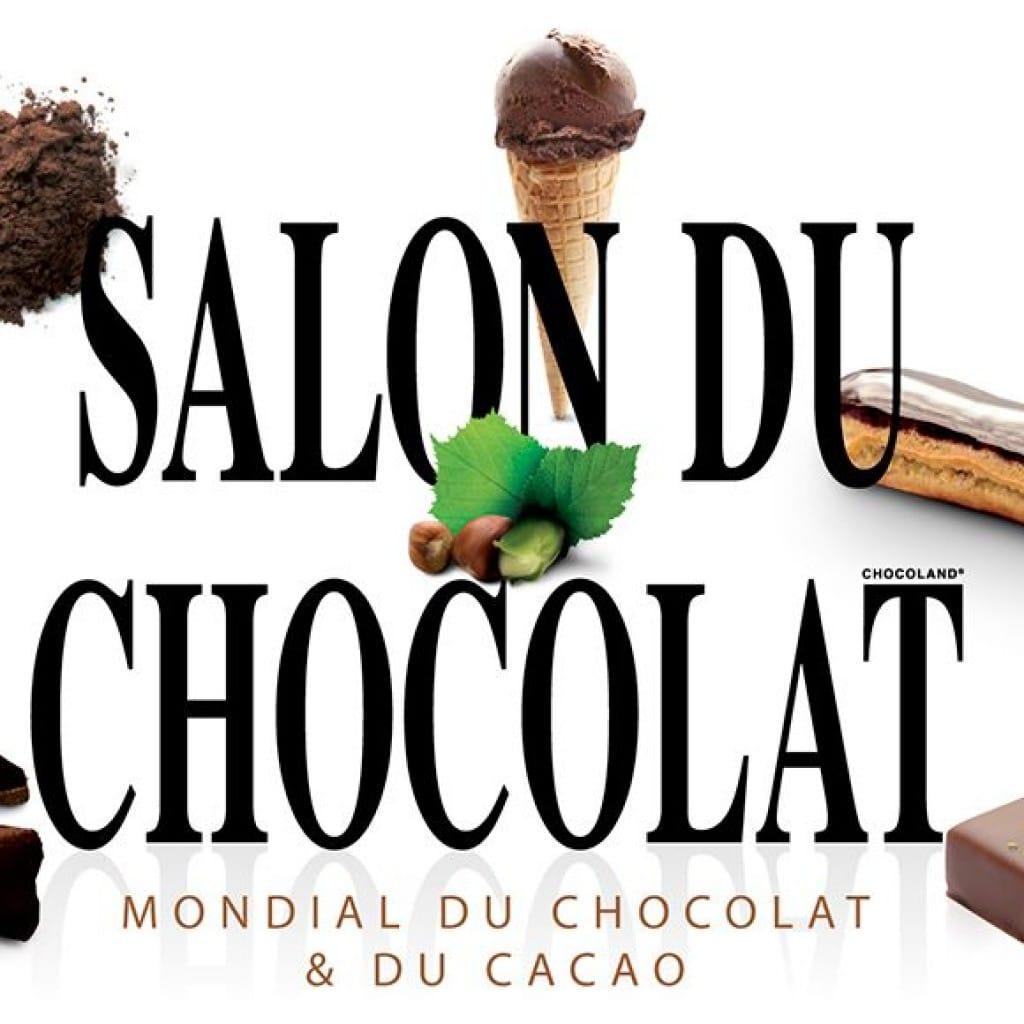 Salon du Chocolat à l'Hôtel Carlton