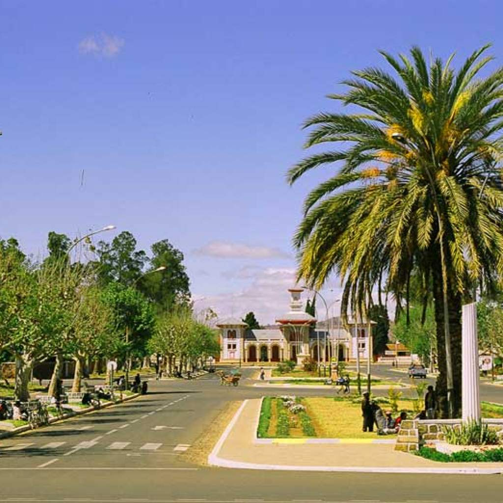 Top 3 des hôtels à Antsirabe