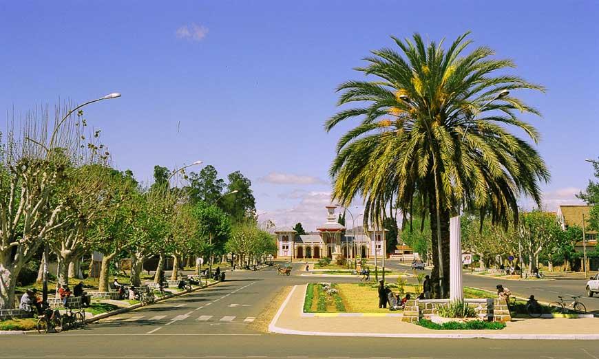 hotels à Antsirabe