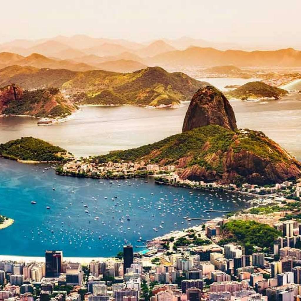 3 excellentes raisons de partir au Brésil pour les vacances