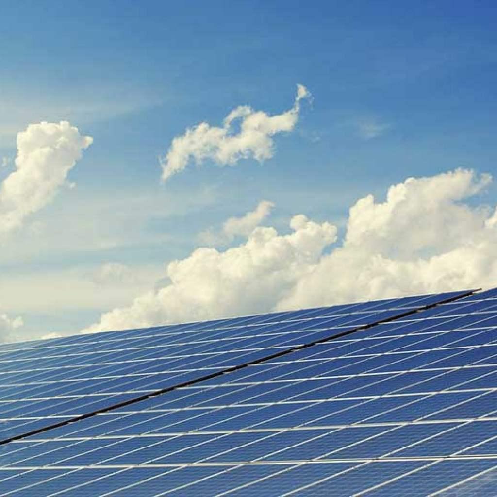 Le premier système photovoltaïque à Marla
