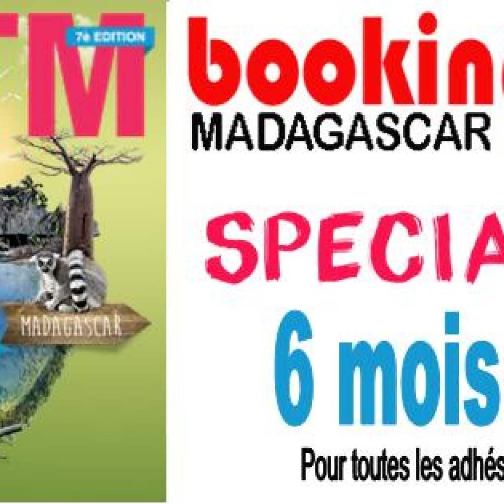 Booking Hotel Madagascar offre une réduction inédite !