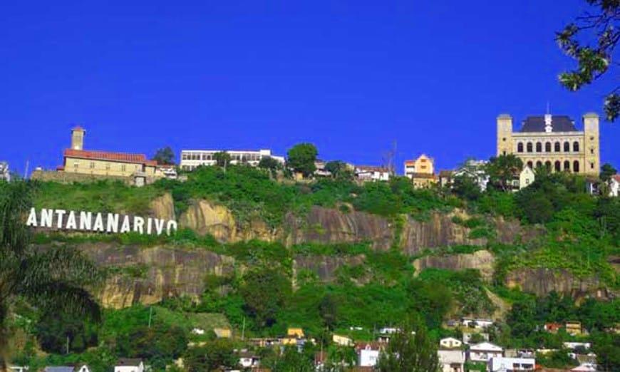 hôtels Antananarivo