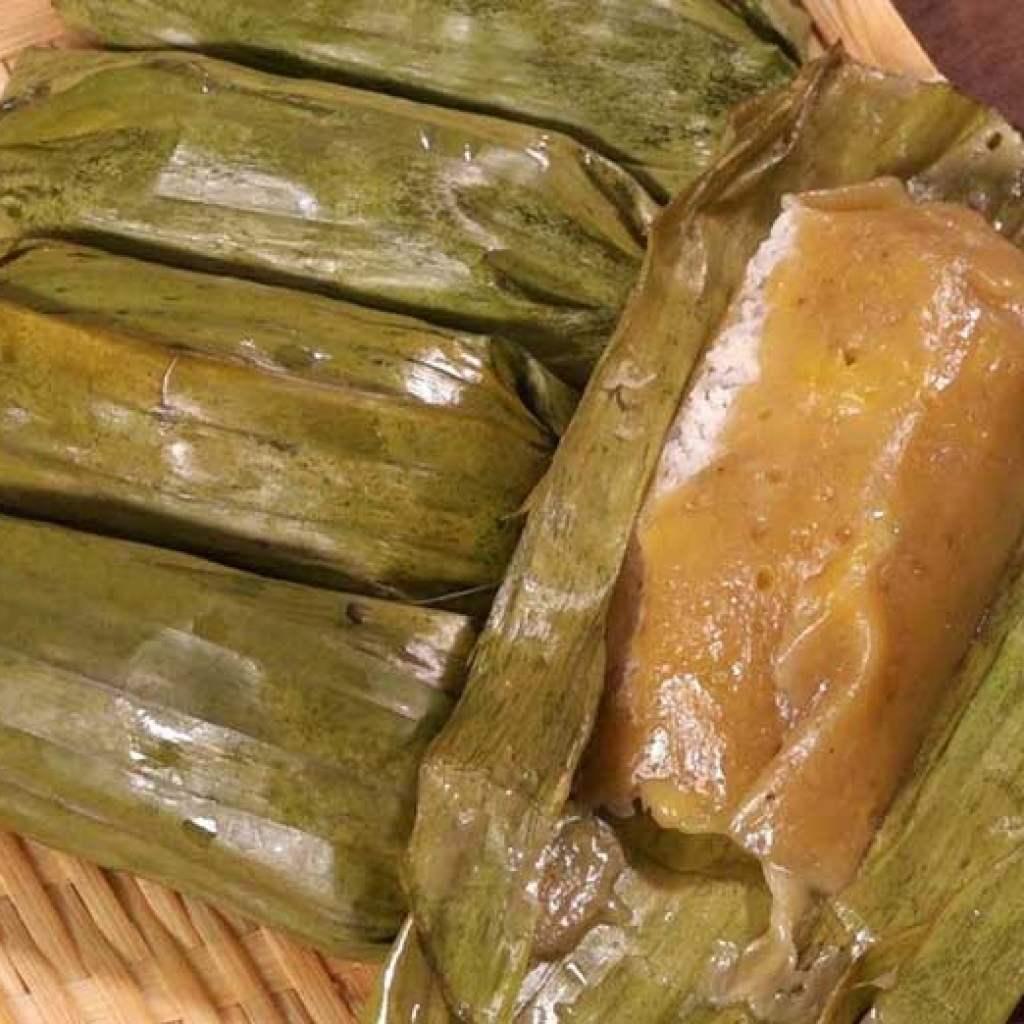 Le Koba Ravina: Gâteau de riz à la Malgache