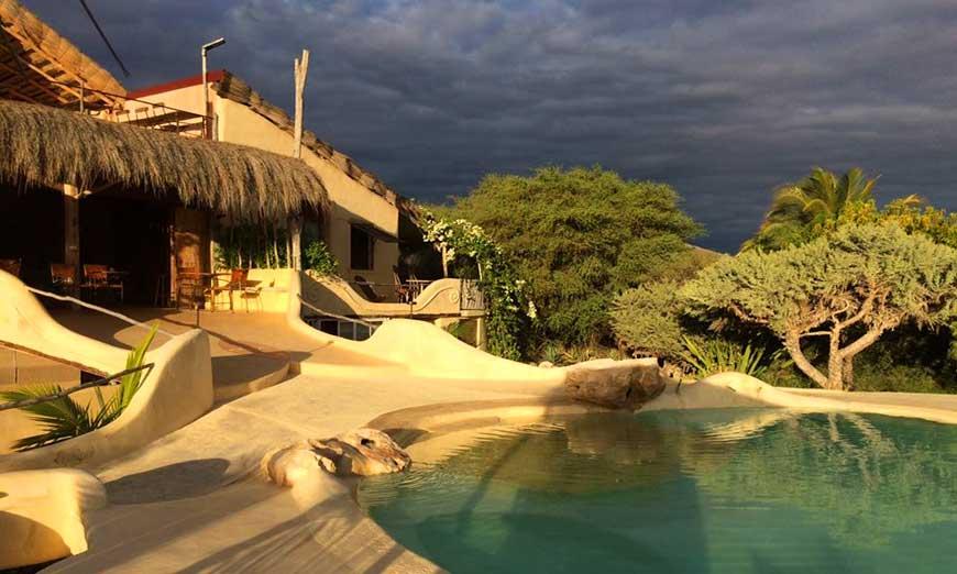 Lodge Bakuba à Tuléar