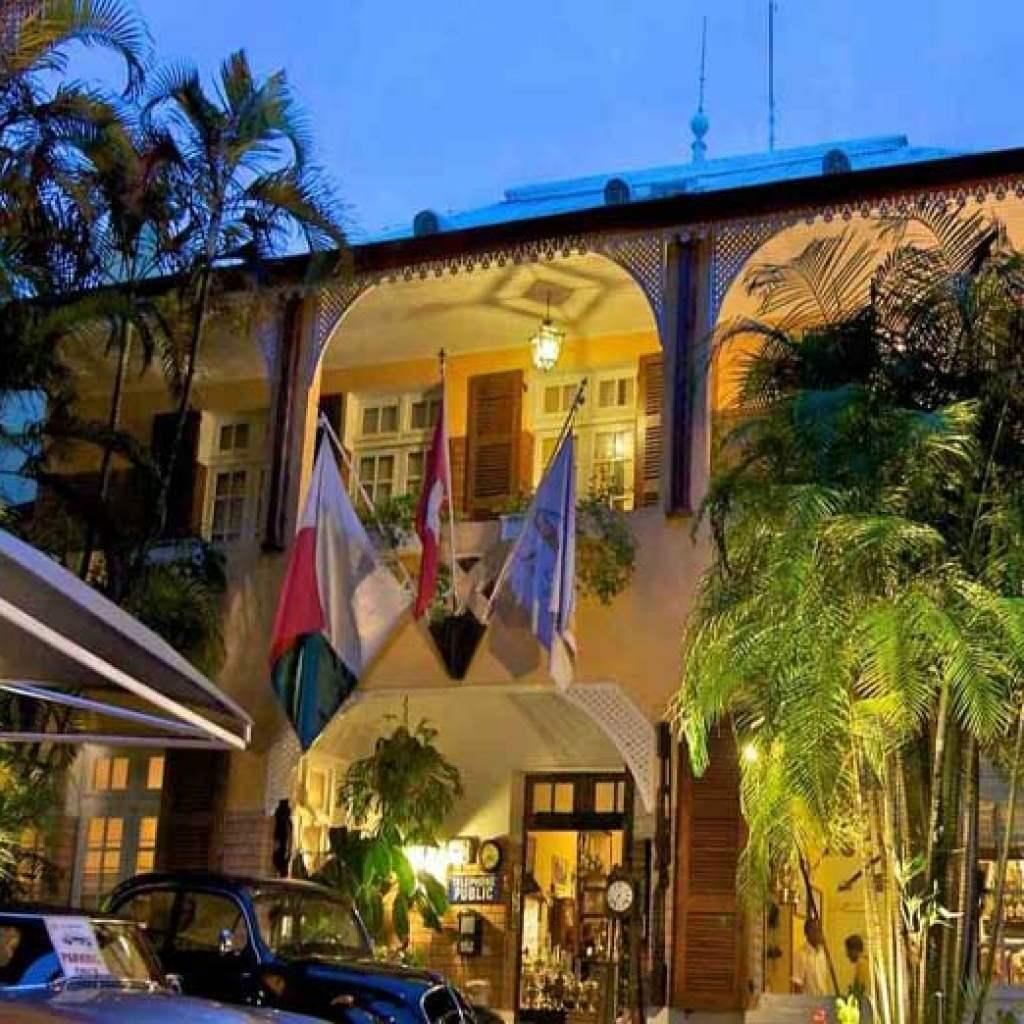 Des vacances exceptionnelles à l'Hôtel La Varangue à Antananarivo