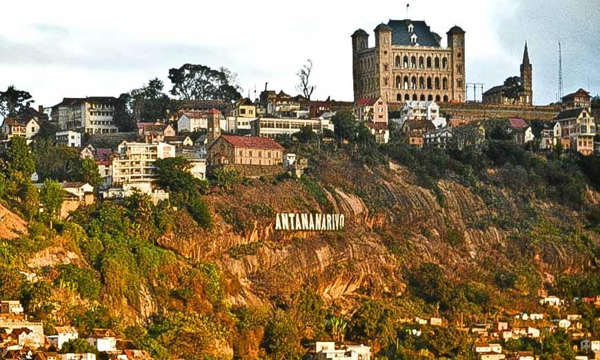 Meilleurs hôtels à Antananarivo