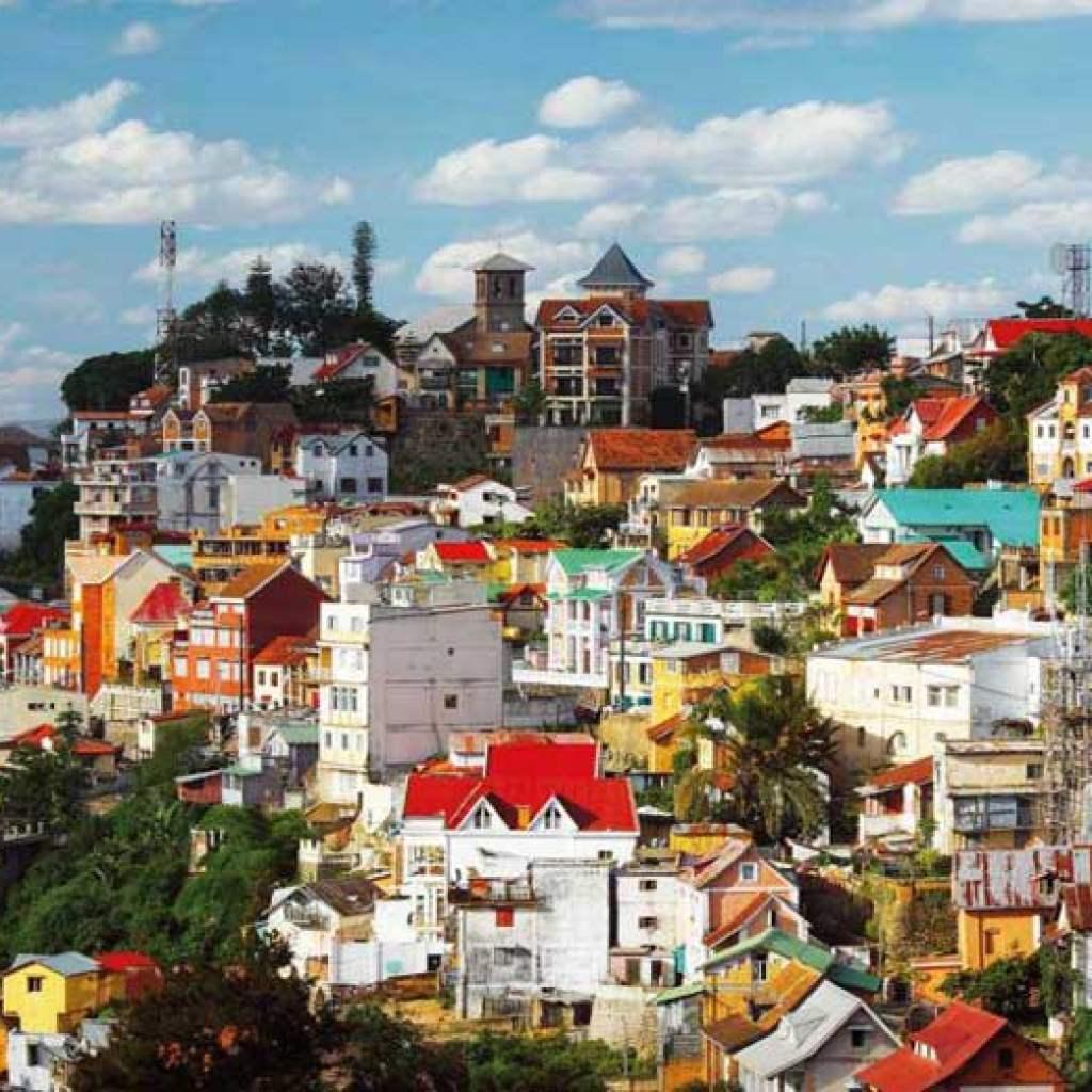 Les 5 meilleurs hôtels de luxe à Antananarivo en 2018