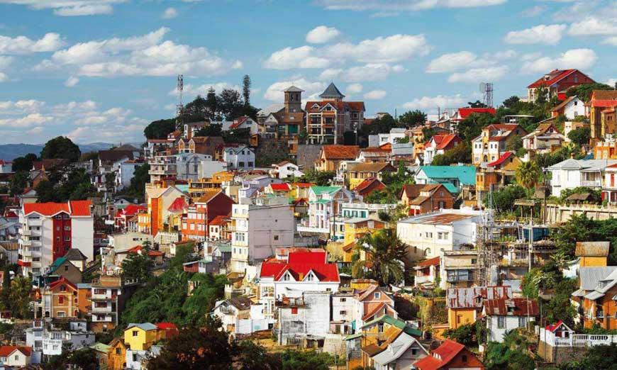 hôtels de luxe à Antananarivo