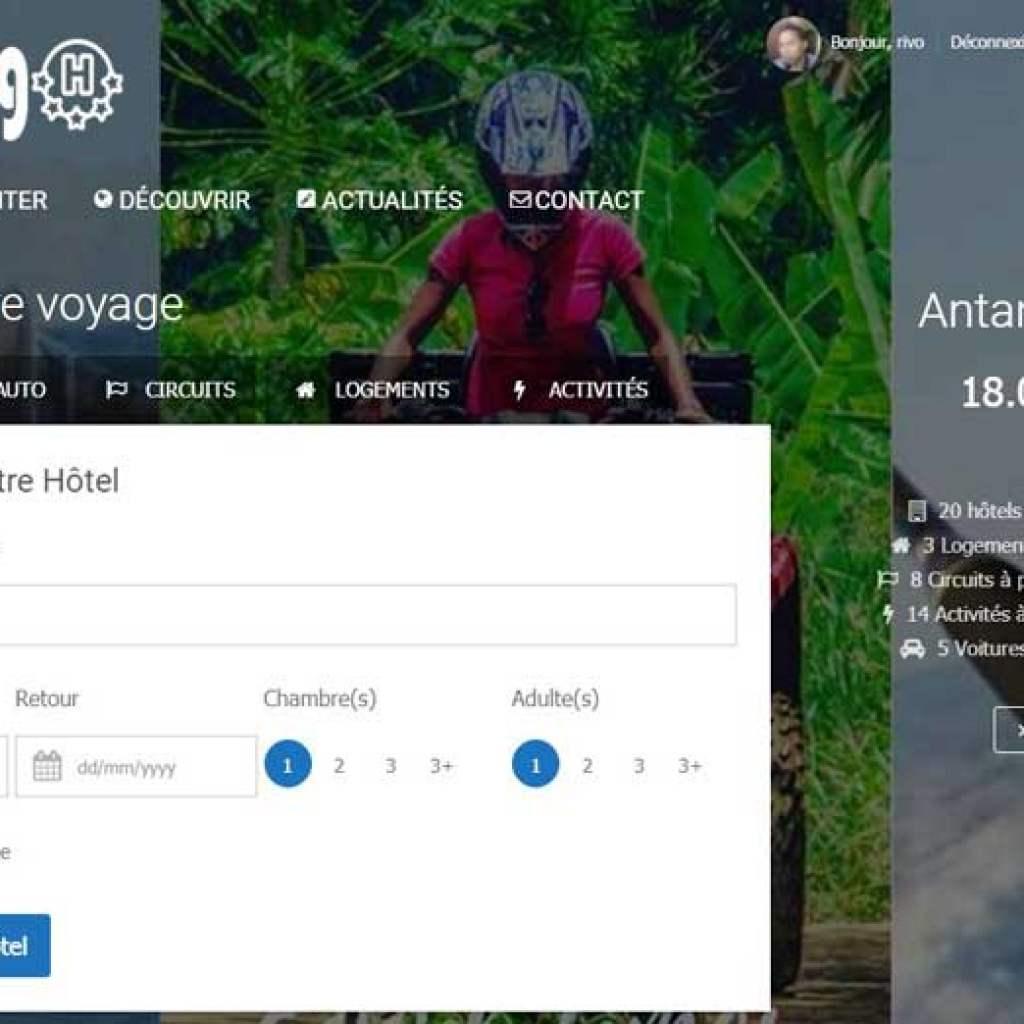 Antananarivo Hotels : Trouvez et comparez des offres incroyables sur Booking Madagascar !