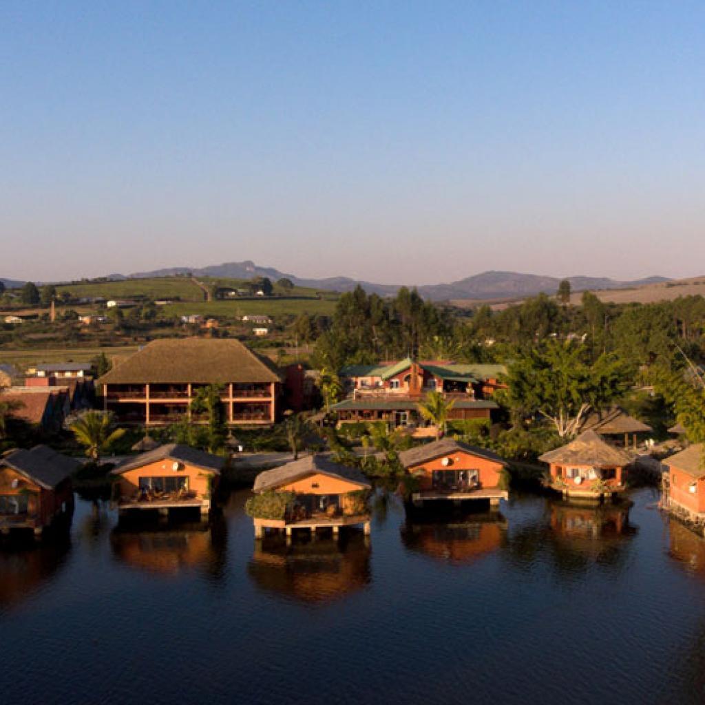 Dormir au Lac Hôtel à Fianarantsoa