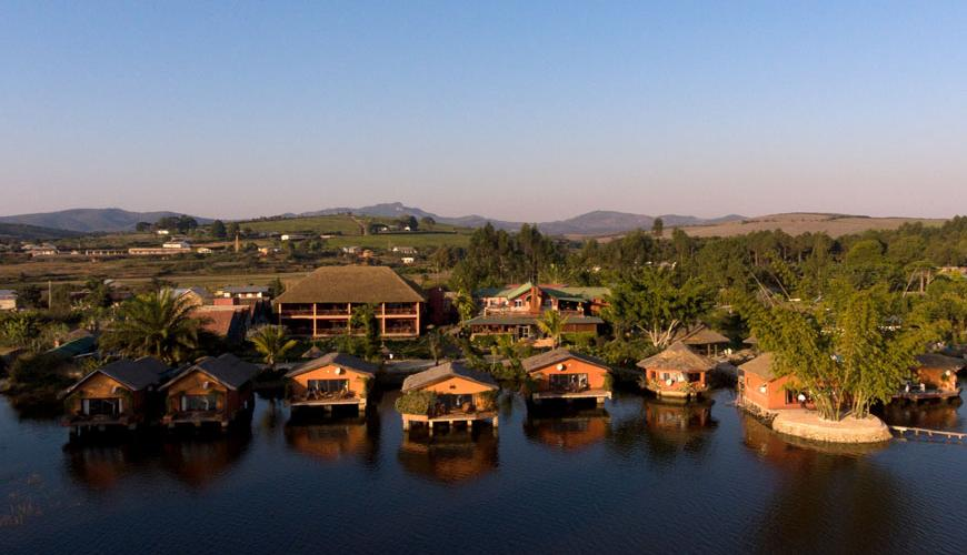 Lac Hôtel à Fianarantsoa