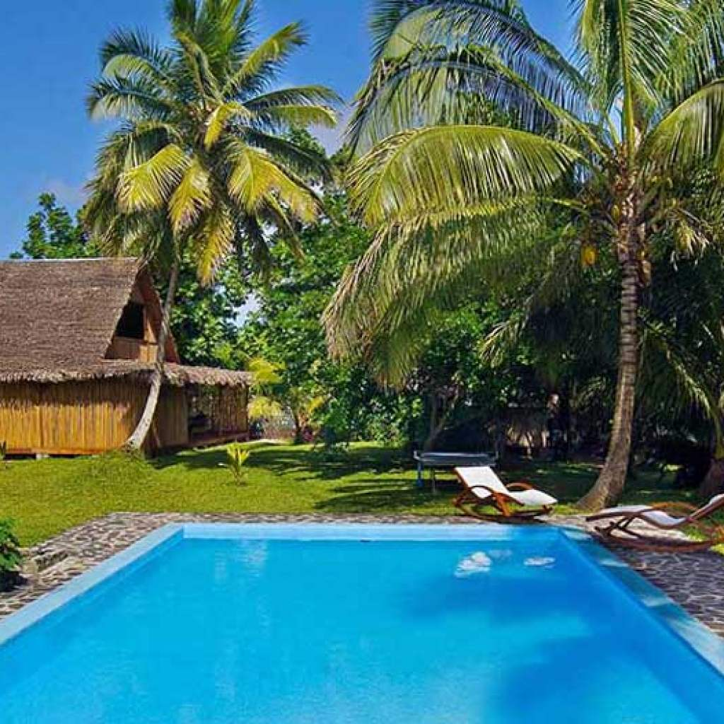 Sainte-Marie Lodge : Votre bungalow à réserver sur Booking Madagascar