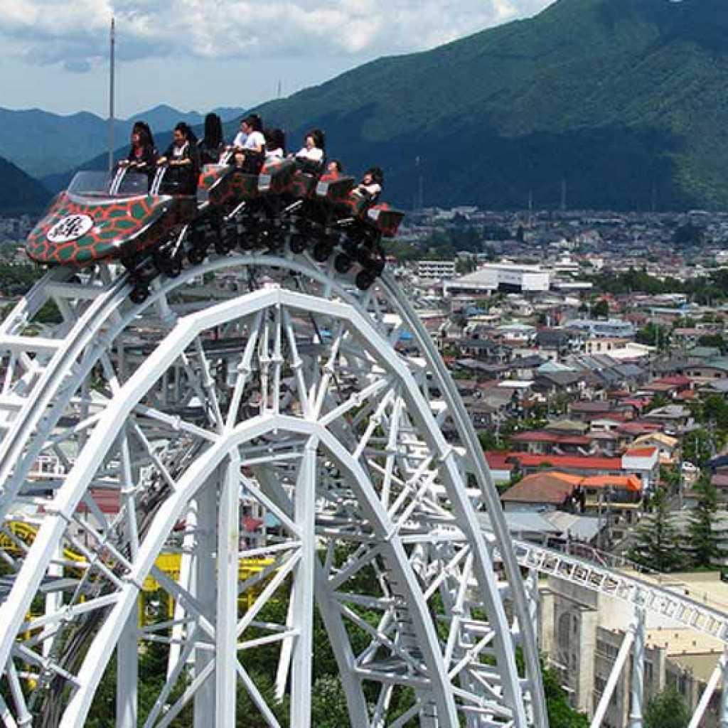 Escapade in Giappone : viaggio socio, vertigini e sensazione forte