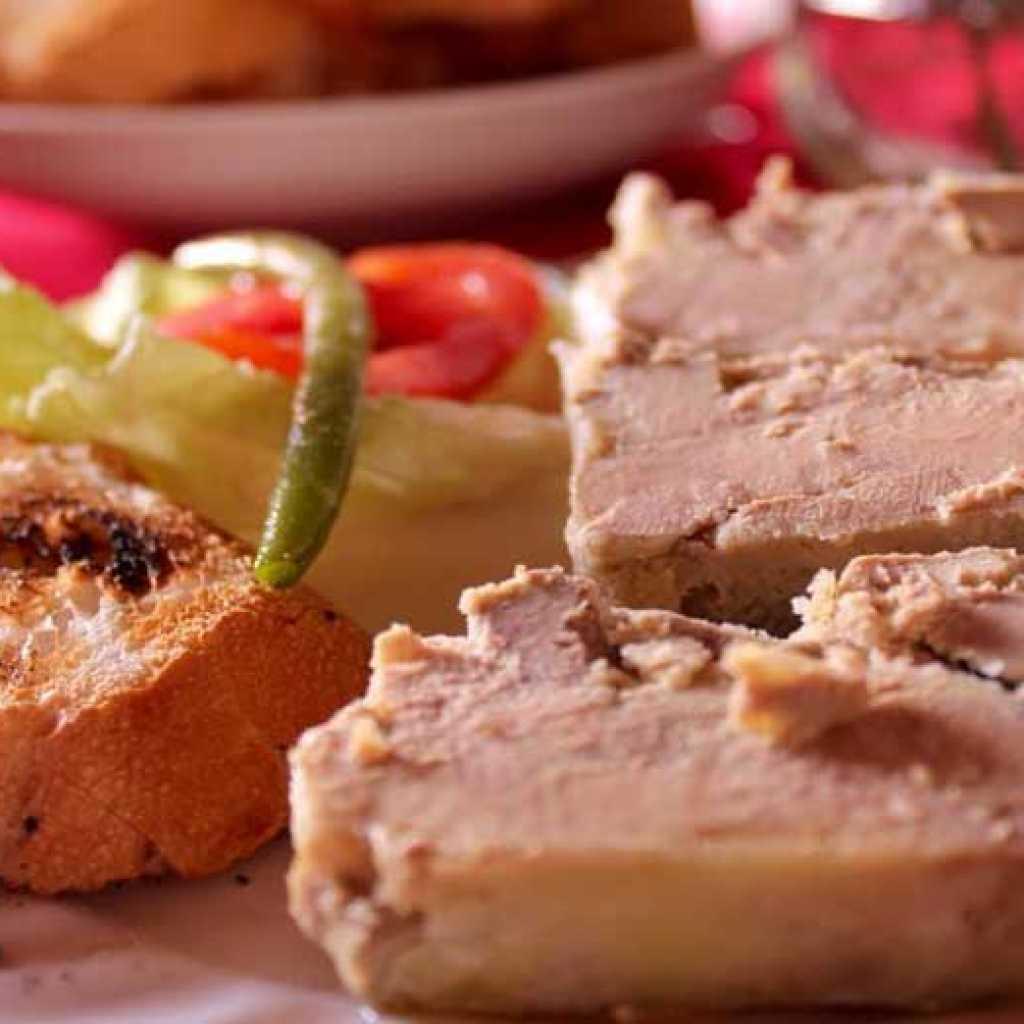 Foie gras de Madagascar